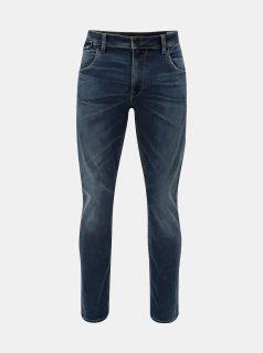 Modré pánské tapered fit džíny Garcia Jeans