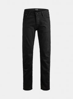 Černé regular fit džíny Jack & Jones Mike