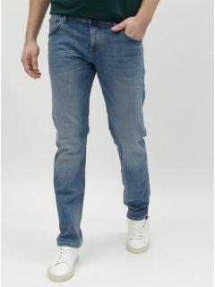 Světle modré pánské slim fit džíny Tom Tailor
