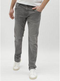 Šedé pánské slim džíny Tom Tailor