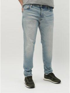 Světle modré tapered džíny Jack & Jones Fred
