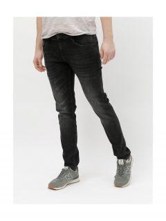 Černé pánské skinny džíny Tom Tailor Denim