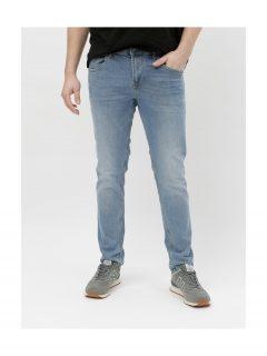 Světle modré pánské skinny džíny Tom Tailor Denim