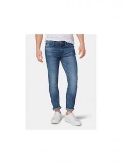 Modré pánské skinny fit džíny Tom Tailor Denim