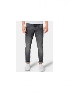 Šedé pánské skinny fit džíny Tom Tailor Denim