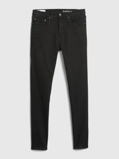 Černé pánské džíny GAP Skinny