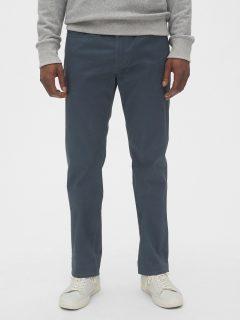 Šedé pánské džíny GAP Slim