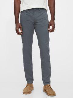 Modré pánské džíny v-slim taper soft color