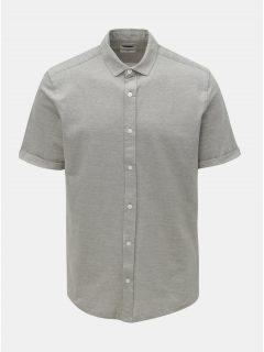 Šedá slim fit košile ONLY & SONS Cuton