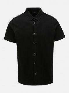 Černá košile Burton Menswear London