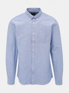 Světle modrá regular fit košile ONLY & SONS Oliver