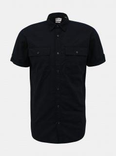 Tmavě modrá slim fit košile Jack & Jones Marc