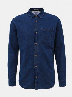Modrá džínová košile Jack & Jones Jaques