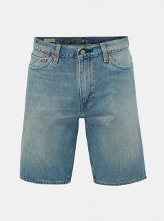 Modré pánské džínové kraťasy Levi's® 511