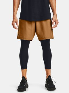 Kraťasy Under Armour Woven Graphic Shorts – žlutá