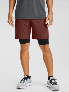 Kraťasy Under Armour UA Vanish Woven Shorts – červená