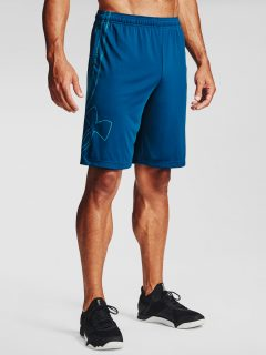 Kraťasy Under Armour UA Tech Logo Shorts – modrá
