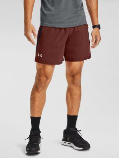 "Kraťasy Under Armour UA LAUNCH SW 7"" SHORT – červená"
