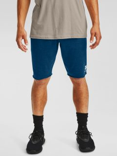 Modré kraťasy Under Armour SPORTSTYLE TERRY SHORT