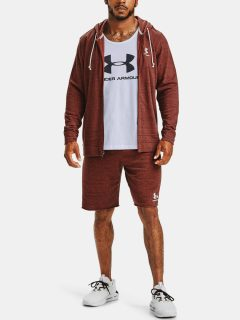 Červené kraťasy Under Armour SPORTSTYLE TERRY SHORT