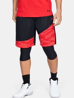 Černé kraťasy Under Armour Baseline 10IN Short