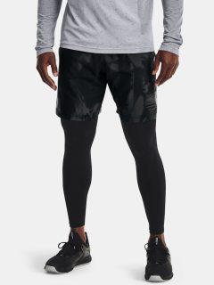 Kraťasy Under Armour Woven Adapt Shorts – černá