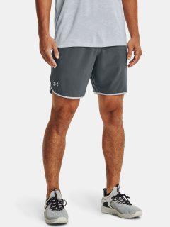 Kraťasy Under Armour HIIT Woven Shorts – šedá
