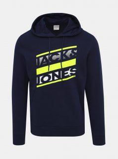 Tmavě modrá mikina Jack & Jones Brass