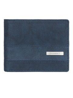 Quiksilver ARCH SUPPLIER NAVY BLAZER pánská značková peněženka – modrá