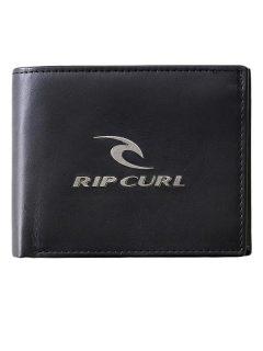 Rip Curl CORPOWATU RFID 2 IN  black pánská značková peněženka – černá