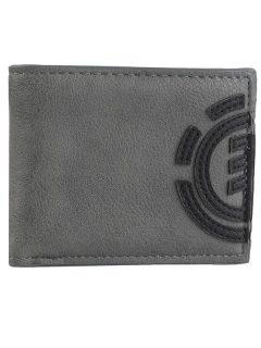 Element DAILY STEEPLE GRAY pánská značková peněženka – šedá