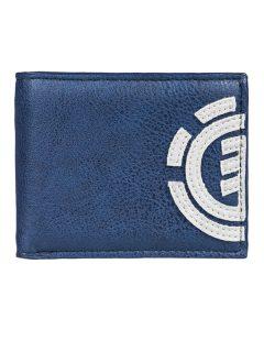 Element DAILY indigo pánská značková peněženka – modrá