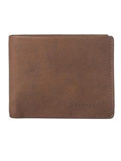Rip Curl LASER 2 IN 1  brown pánská značková peněženka – hnědá