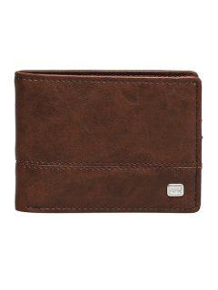 Billabong DIMENSION JAVA GRAIN pánská značková peněženka – hnědá