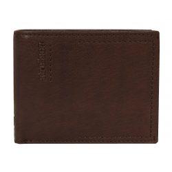 Peněženka Strellson Norton Billfold H8 Dark brown