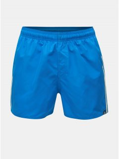 Modré pánské plavky adidas Performance