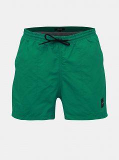 Zelené basic plavky ONLY & SONS Tino