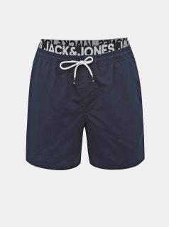 Tmavě modré plavky Jack & Jones Cali
