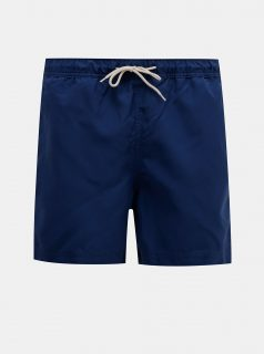 Tmavě modré plavky Selected Homme