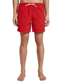 Červené pánské plavky Tom Tailor