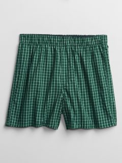 Zelené pánské boxerky GAP