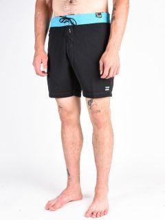 Billabong ALL DAY OG 17 black pánské kraťasové plavky – černá