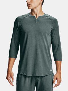 Modré pyžamo Under Armour UA Recover Sleepwear Henley