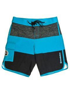Horsefeathers RICO blue pánské kraťasové plavky