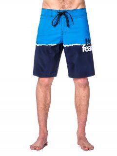 Horsefeathers STAN blue pánské kraťasové plavky – modrá