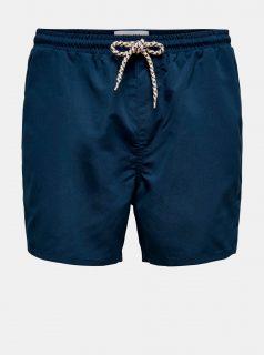 Modré plavky ONLY & SONS