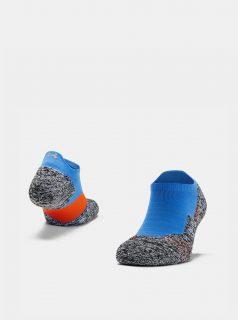 Modré pánské ponožky Run Cushion Under Armour