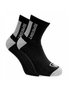 Ponožky Represent simply logo black
