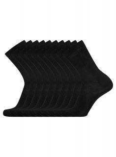 Ponožky bavlněné (sada 10 párů) OODJI