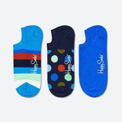 3PACK Ponožky Happy Socks Stripe